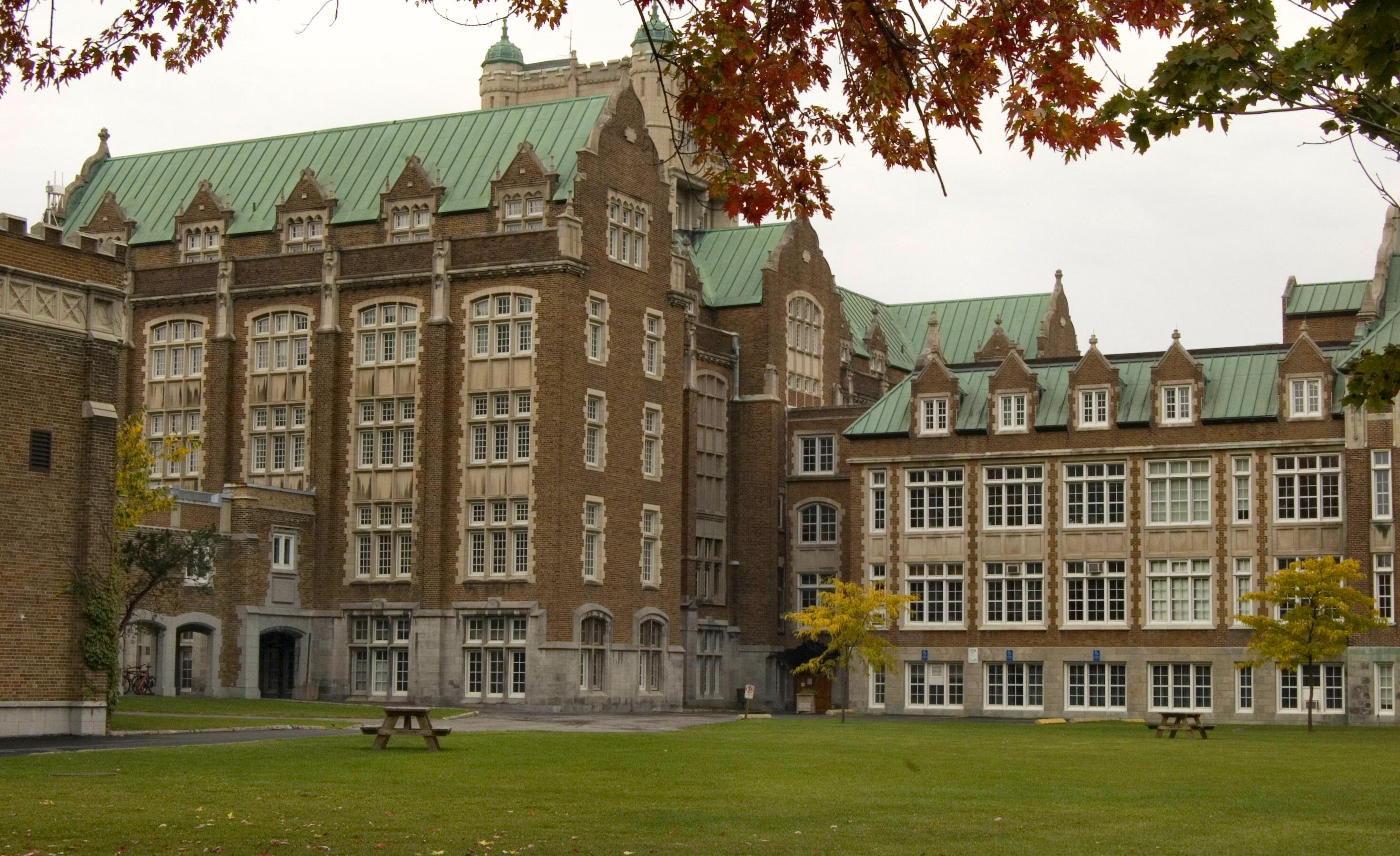 Concordia University Chicago.